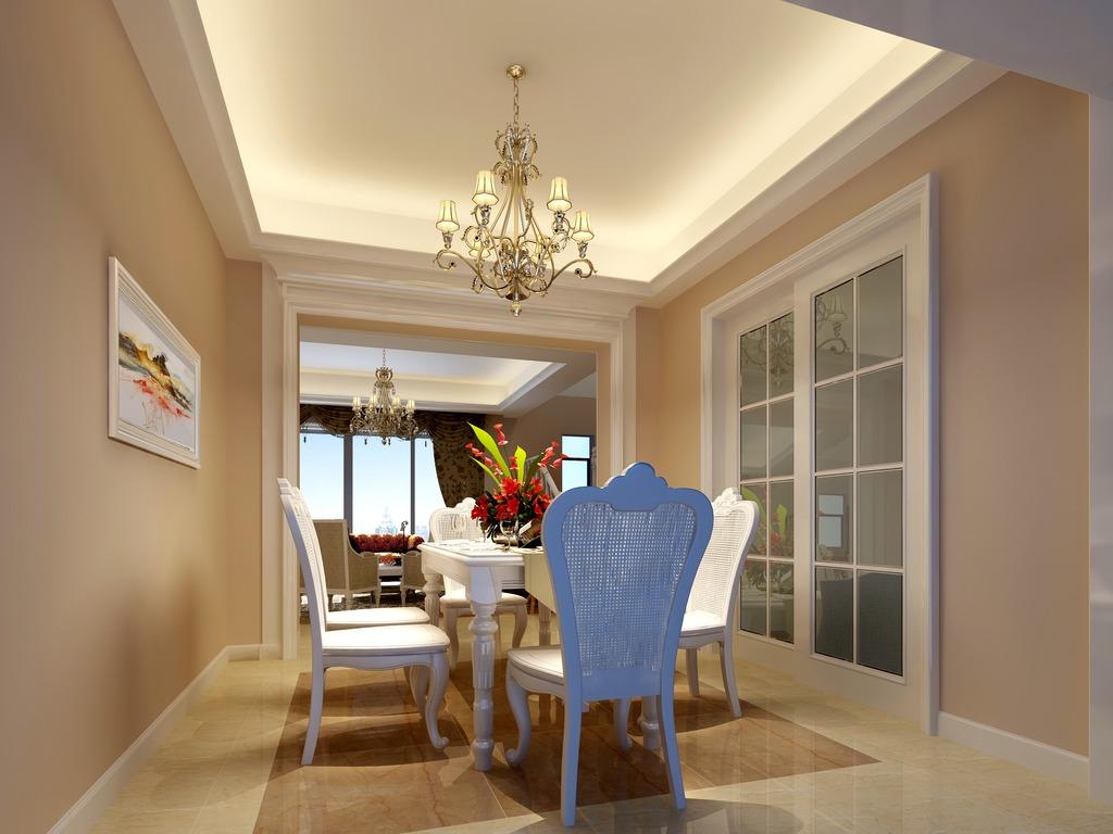 整套3d模型 室内3d模型图片