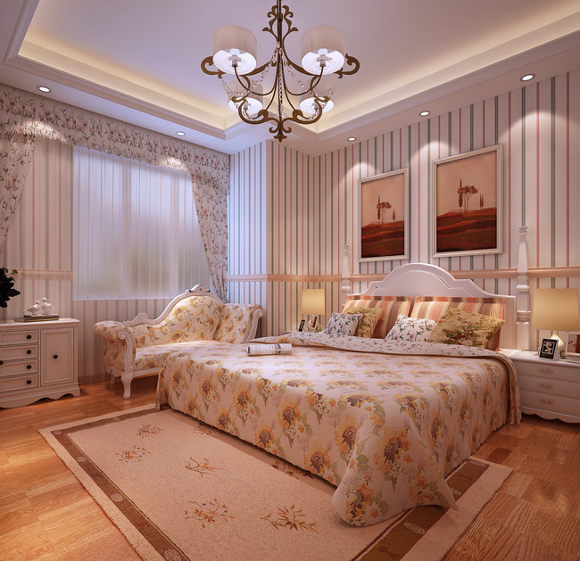 装修房间设计图片