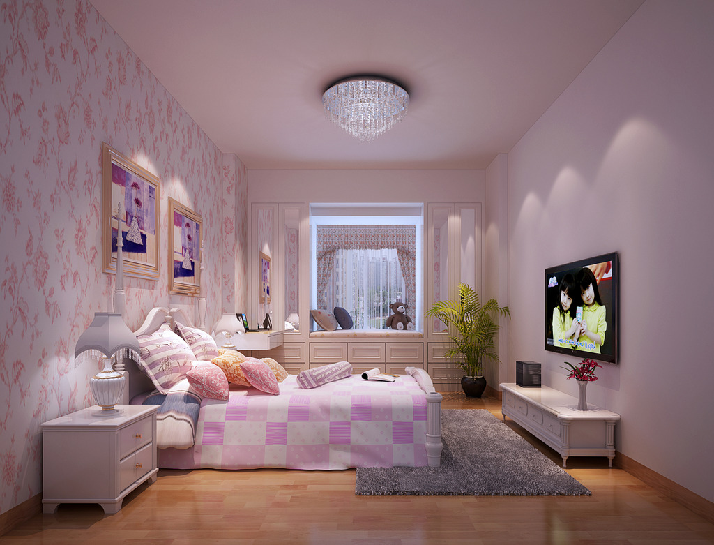 房间装修设计下载模板下载(图片编号:12697786)_家装