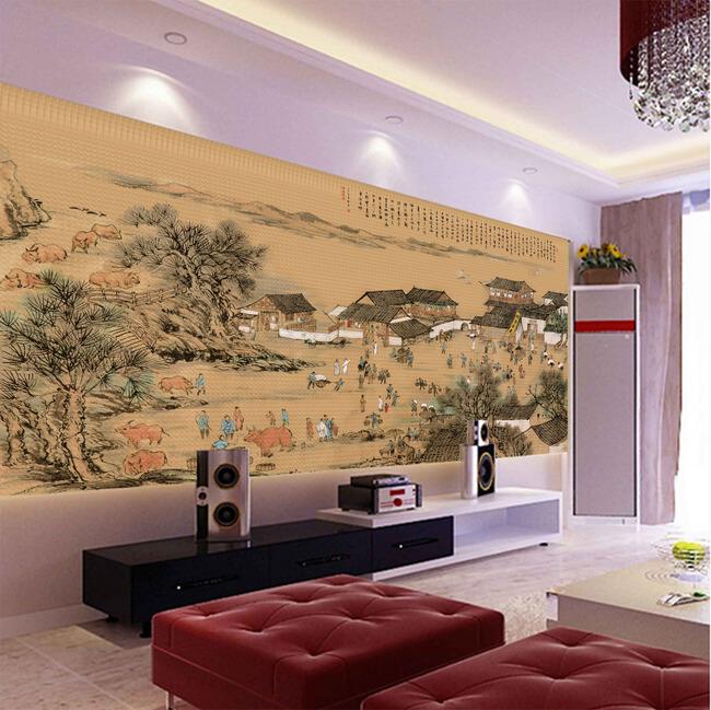 欧式背景墙电视背景墙背景墙古典乡村