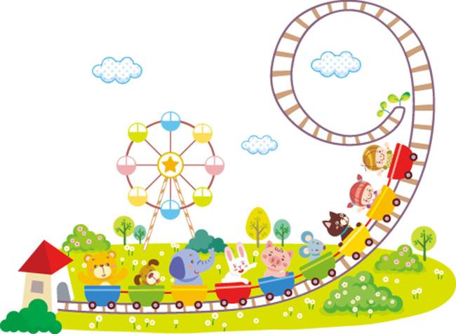 淘宝儿童 幼儿园画报 文明礼仪卡通