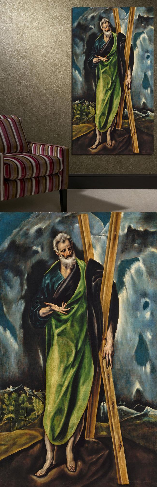 客厅装饰画沙发背景画 人物 手绘 肖像 长方形 人像 画像 中世纪 文艺