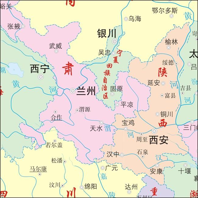 纯矢量图世界地图和cdr矢量图中国地图2模板下载