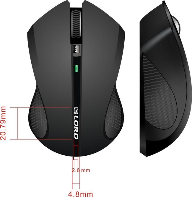 鼠标工业设计