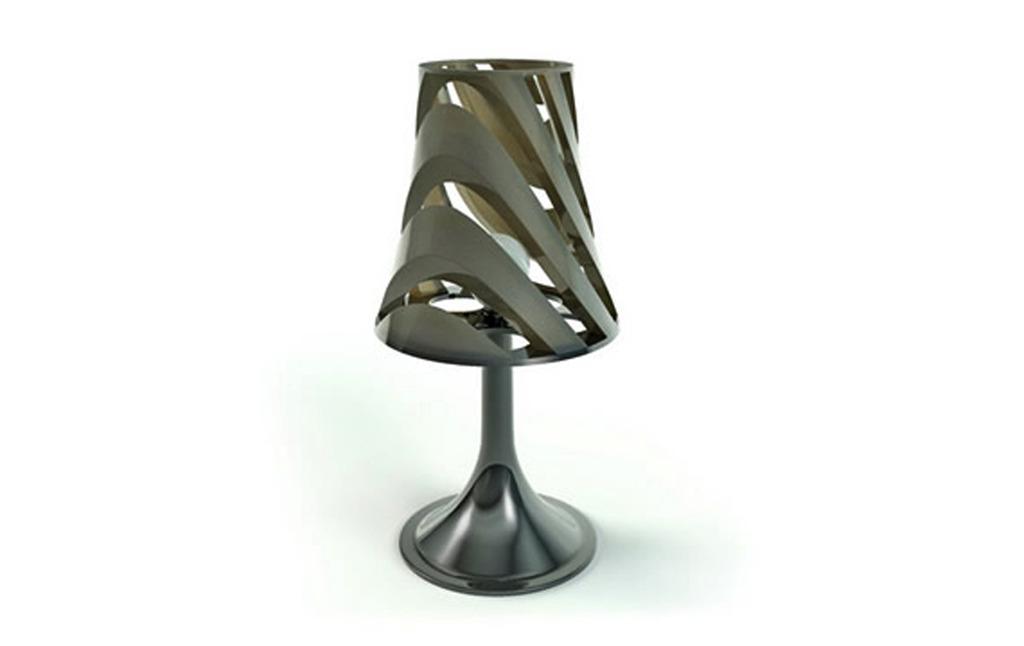3d模型 室内设计3d模型 单体模型 > 时尚个性镂空质感台灯3d模型  下