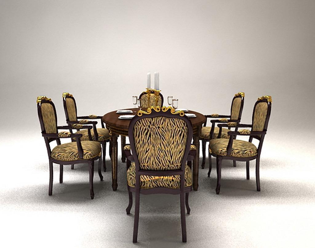 我图网提供精品流行欧式餐桌3d模型下载六人座素材下载,作品模板源文件可以编辑替换,设计作品简介: 欧式餐桌3d模型下载六人座,,使用软件为 3DMAX 2009(.max) 欧式餐桌3d模型下载六人座 欧式餐桌3d模型 欧式餐桌素材