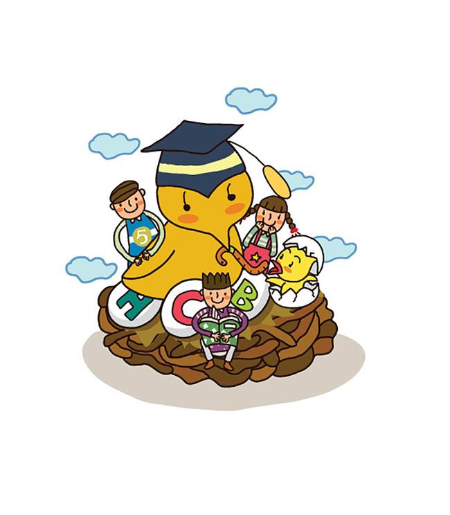 淘宝儿童 幼儿园画报 文明礼仪卡通 环保科技画 儿童画背景墙 幼儿园图片