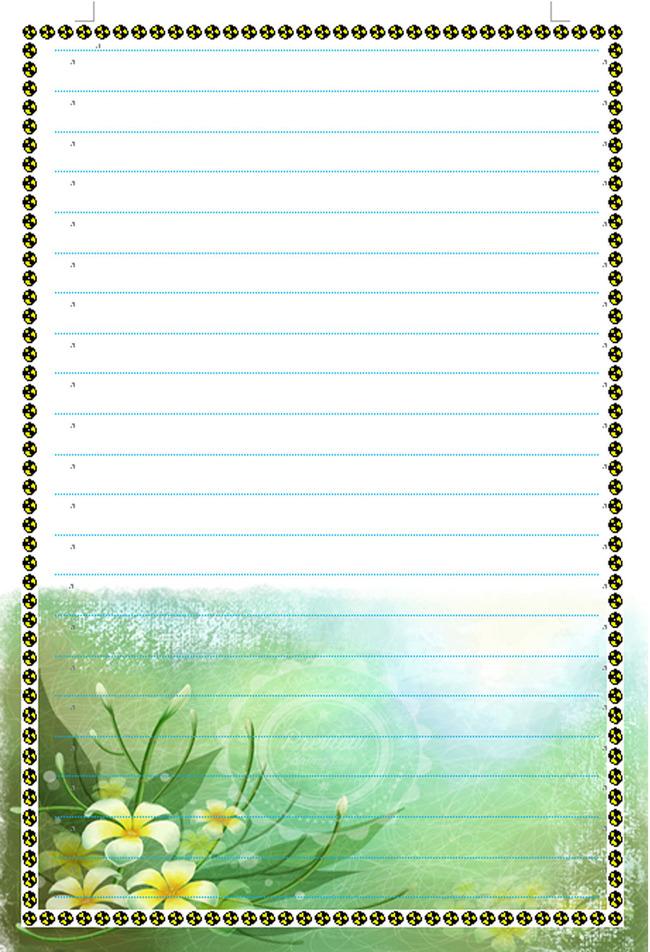 商务信纸模板下载(图片编号:12807653)_信纸背景_word