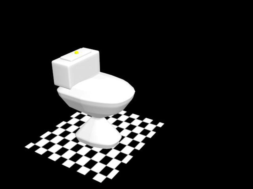 3d模型 室内设计3d模型 单体模型 > 卫生间马桶3d模型  下一张&