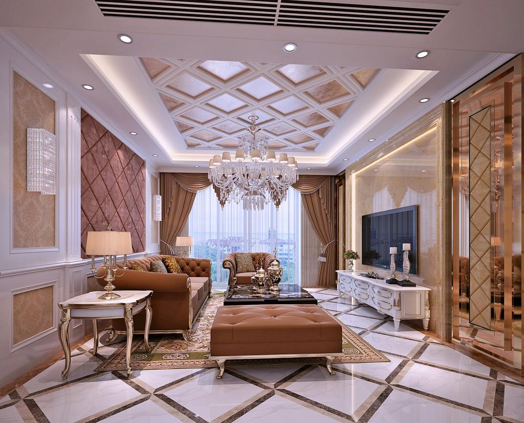 欧式家具设计下载室内模型下载设计