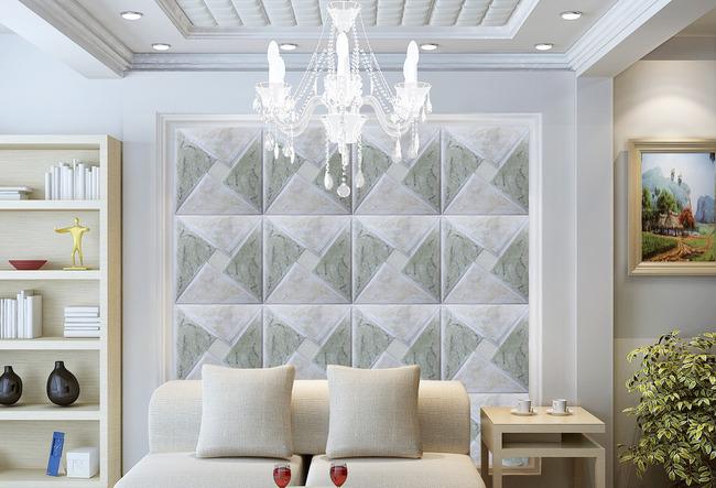 瓷砖 大理石 玉雕背景墙 客厅电视背景墙 3d 电视墙 欧式 阵列 装饰图片