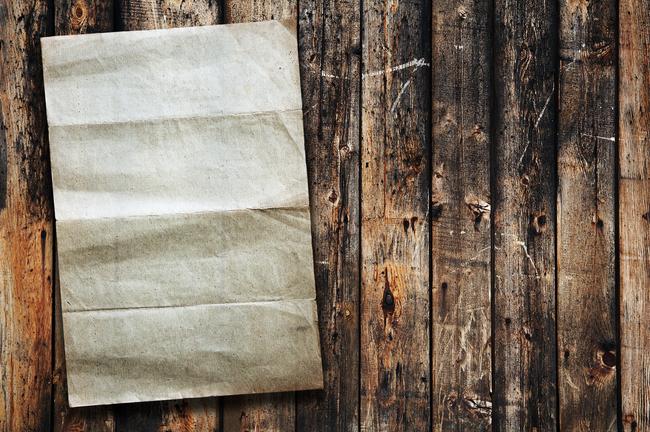 旧木板纸张高清素材
