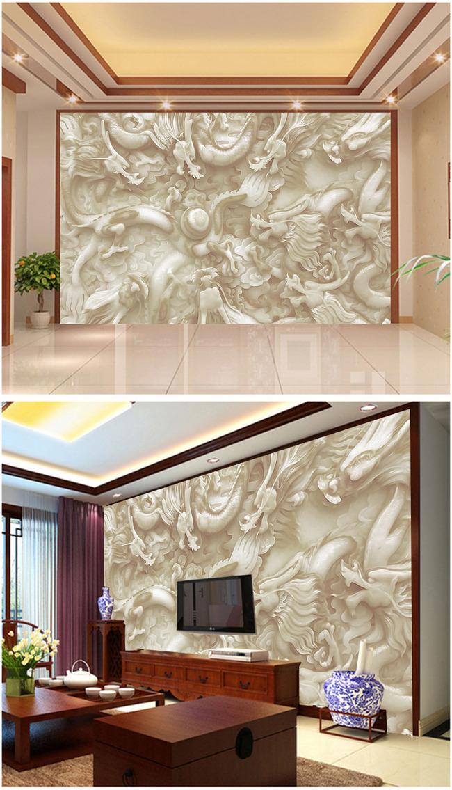 室内三维设计图展示
