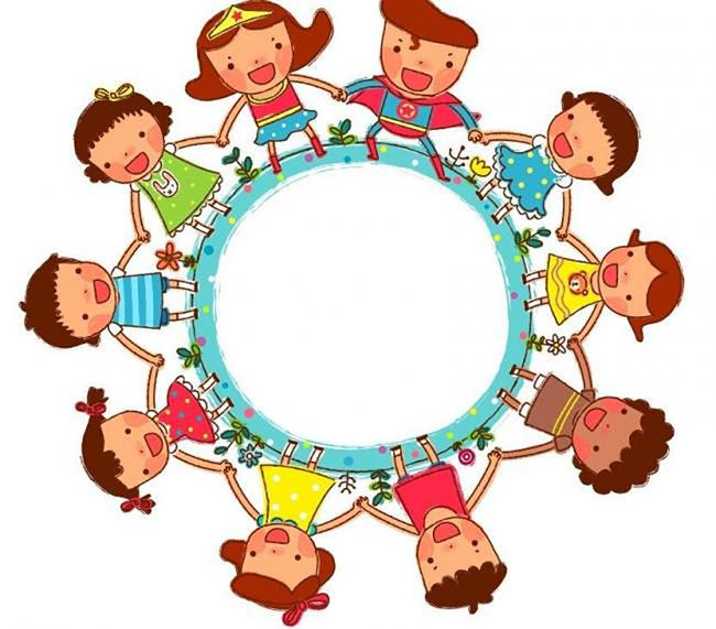 儿童插图 儿童画 儿童幼儿 卡通 卡通儿童插画 矢量儿童画卡通画 矢量