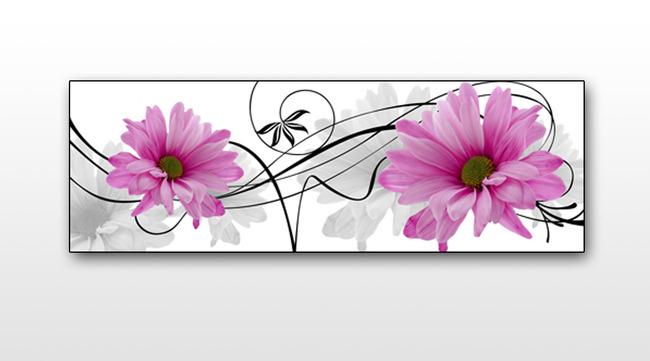 沙发墙画高清图片下载(图片编号12899770)植物花卉无