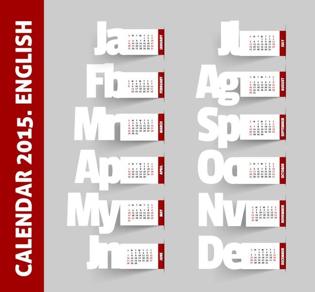 羊年创意台历设计模板下载(图片编号:12899926)