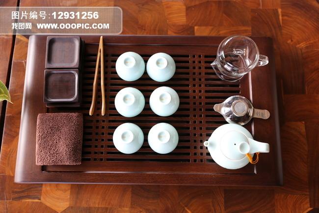 橡皮泥手工制作小茶具