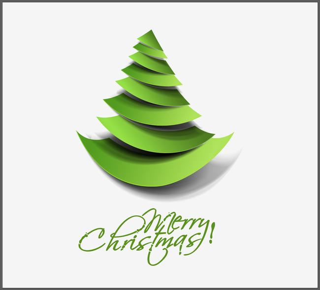 圣诞节新年超市商场促销活动吊旗海报贺卡5