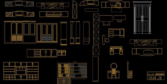 我图网提供精品流行CAD家居用品图库家装工装平面立面图素材下载,作品模板源文件可以编辑替换,设计作品简介: CAD家居用品图库家装工装平面立面图,,使用软件为 AutoCAD 2004(.dwg) CAD家居用品图 家装 工装 立面图 cad图库 家具家电 桌椅板凳 欧式 楼图 地面拼花 cad天棚图 门 立面图 书柜 门楼 门洞 欧式 罗马柱 柱头 欧式酒柜 博古架 衣柜