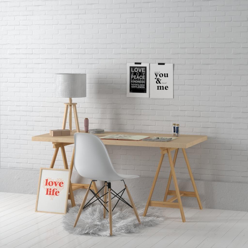 3d模型 室内设计3d模型 单体模型 > 休闲家具桌椅3d模型下载  下一张&