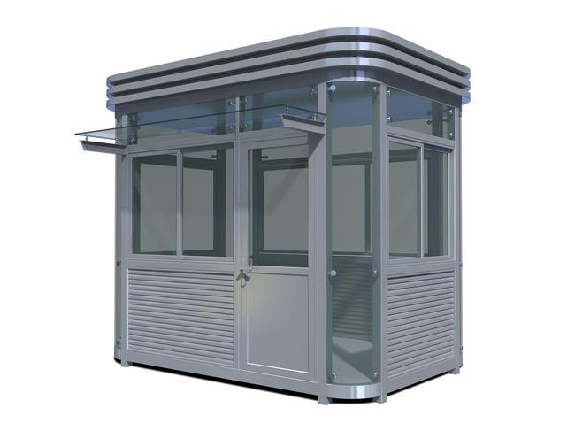 钢结构岗亭规格1.8x3.