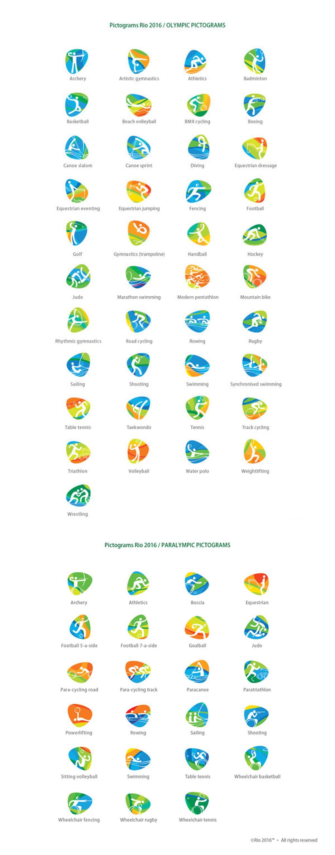运动项目图标图片