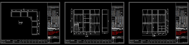 我图网提供精品流行衣帽间衣柜设计素材下载,作品模板源文件可以编辑替换,设计作品简介: 衣帽间衣柜设计,,使用软件为 AutoCAD 2000(.dwg) CAD衣柜施工图下载图片下载 CAD衣柜施工图 CAD衣柜结构图 衣柜门设计 欧式衣柜 CAD衣柜 门大样图 尺寸大样图 室内设计 衣柜立面图 自装衣柜施工图