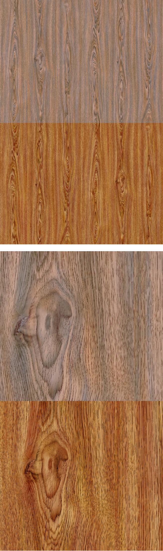 橡木木纹贴图素材制版文件