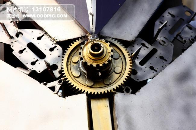 零件模板下载 齿轮零件图片下载 金属诱惑 金属艺术 装置艺术 老机械
