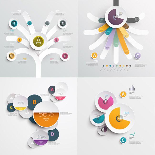 树形图模板分享展示