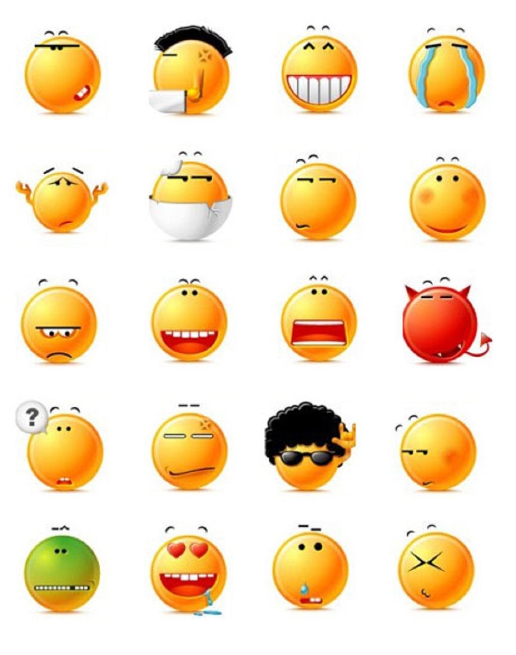 可爱旺旺表情吐舌头psd素材图片下载qq笑脸图片