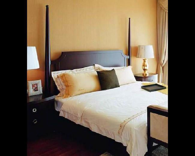 家具设计图 床图纸