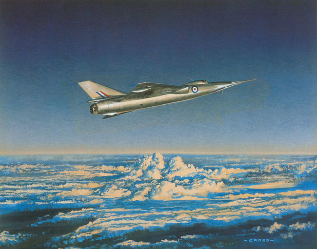 第二次世界大战飞机战斗机绘画