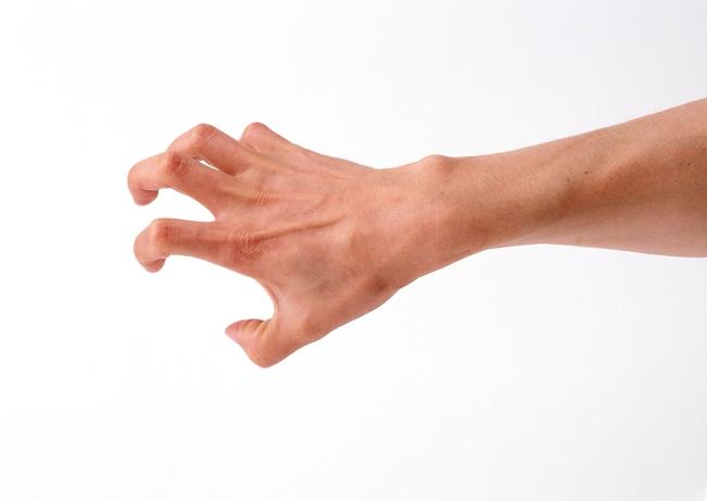 手势姿势手部动作手形手语素材