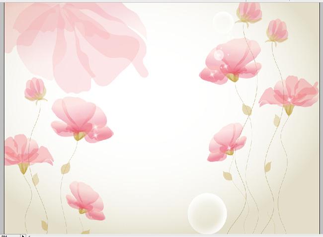 客厅电视背景墙定制壁纸花语瓷砖玫瑰花藤