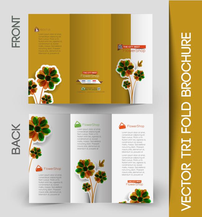 营销管理 商务画册 企业画册 封面设计 时尚折页 折页创意 产品折页图片