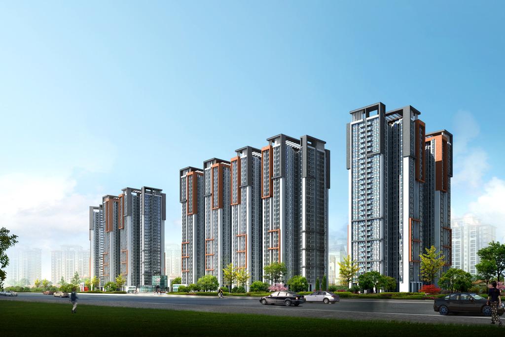 高层住宅建筑立面设计