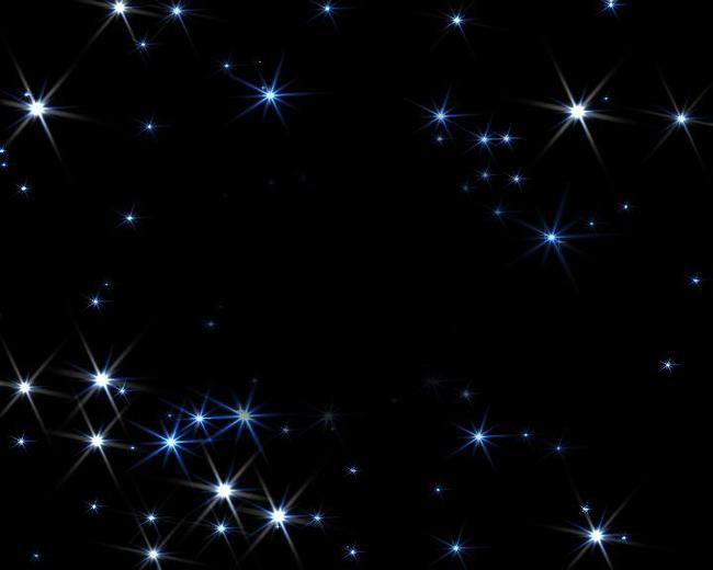 qq头像夜空带发光