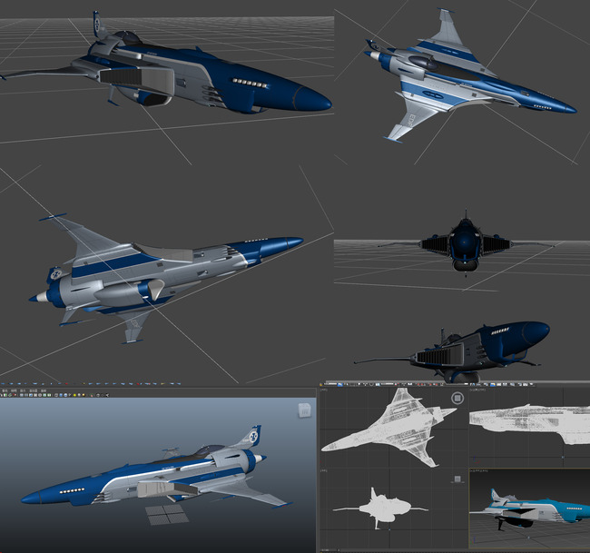 飞机 模型 650_609