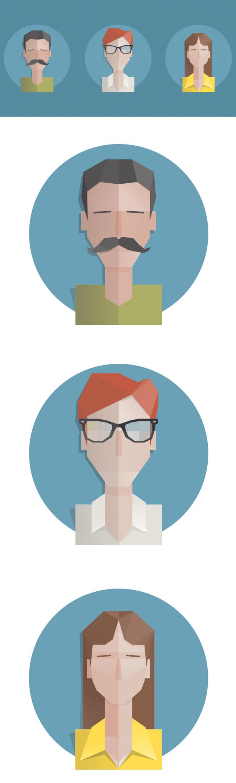 人物图标人物app图标人物符号