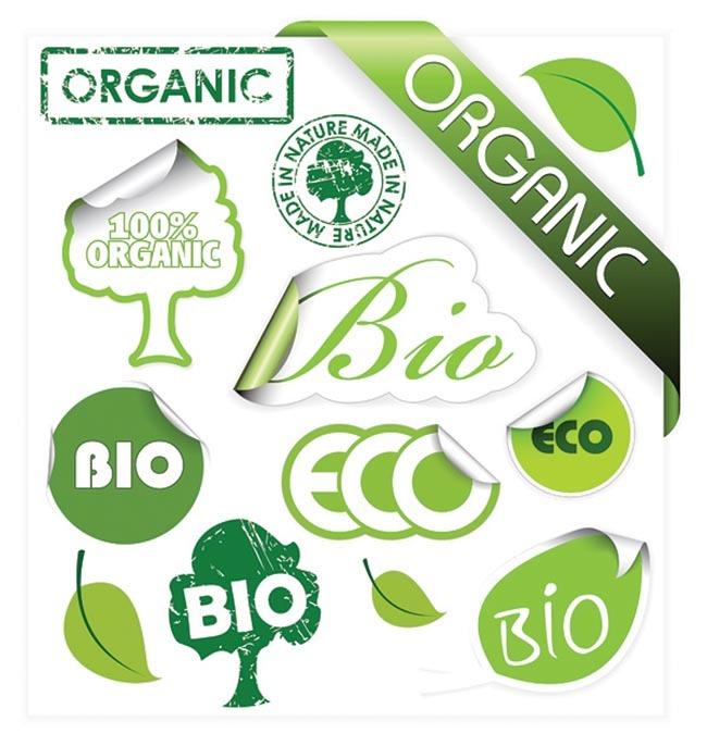 绿色环保主题张贴画