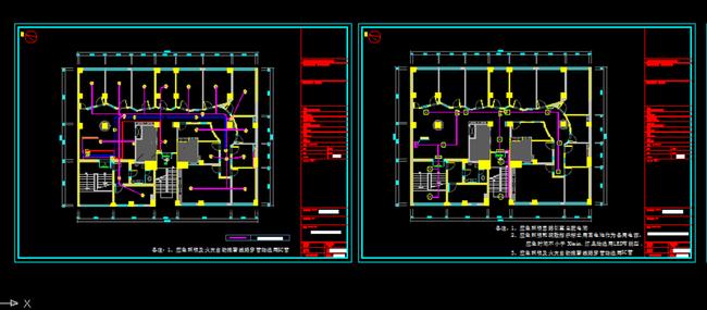 室内设计 cad图库 工装施工cad图纸 > 琴行全套cad施工图纸  下一张&