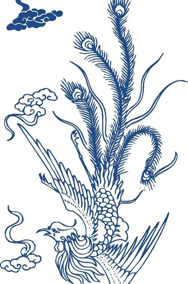 卡通动物花纹手帕图案