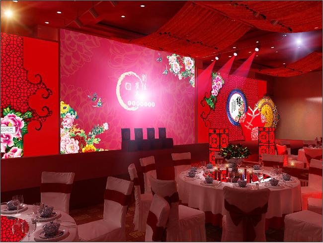 室内设计 整套3d模型 室内模型 > 婚礼效果图3dmax模型  下一张&nbsp
