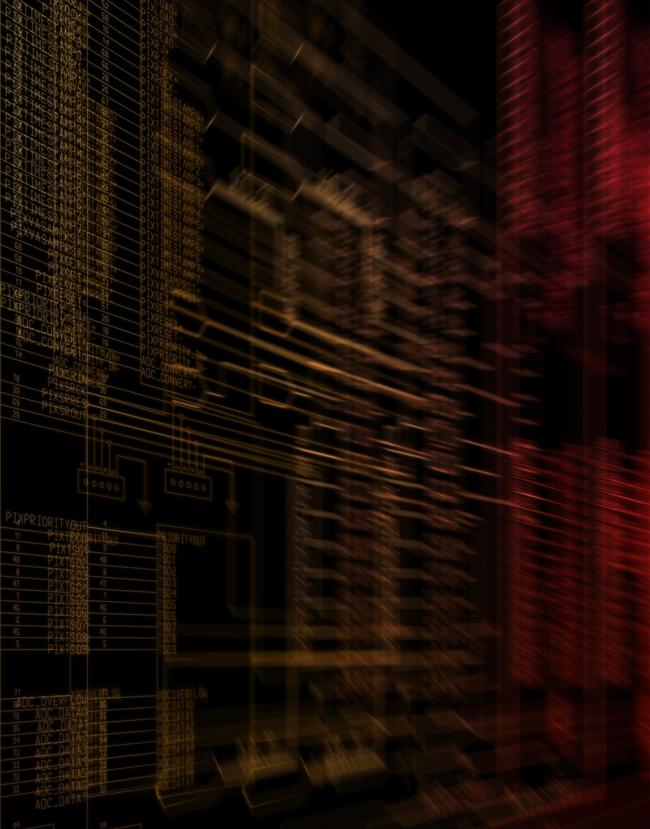 商业资讯 几何逻辑 未来 高科技 图纸 电路 光学图形 统计 光影 电脑