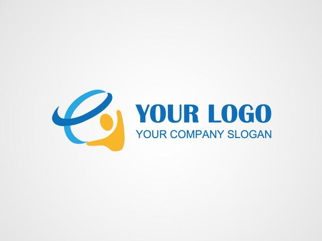 it人物logo