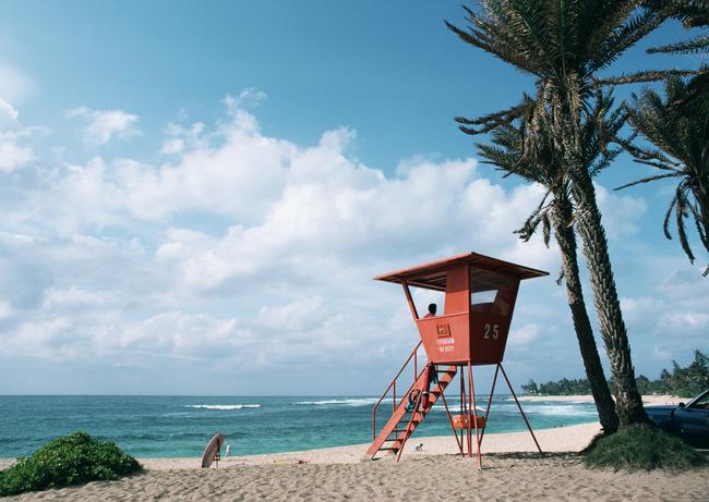 风光 夏日美景 碧海蓝天 海水 海边风景 沙滩 岛屿 海滩风景 海洋
