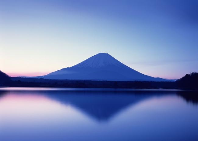 qq头像大全 个性签名 个性签名  日本富士山高清风景图片桌面壁纸