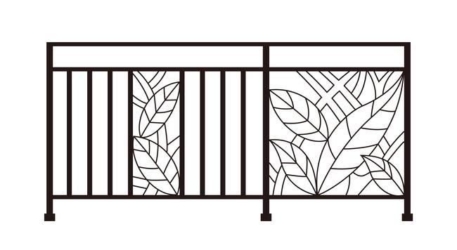 铁艺围栏 家装
