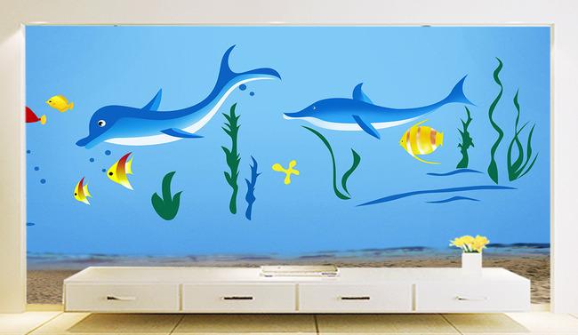 背景墙|装饰画 壁画 手绘壁画